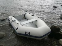 Plastimo P270K, inflatable dinghy tender.