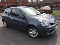 RENAULT CLIO DYNAMIQUE DCI 2006 FULL SERVICE HISTORY 12MONTH MOT £30 ROAD TAX TIMING BELT DONE