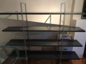 Big Shelving unit with 4 shelves