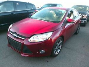 2014 Ford Focus SE / NAVIGATION / HEATED SEATS /