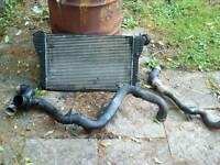 VW Intercooler + Pipework