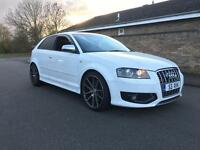 AUDI S3 (STAGE ONE MAP 295 BHP) 2008 PRIVATE PLATE