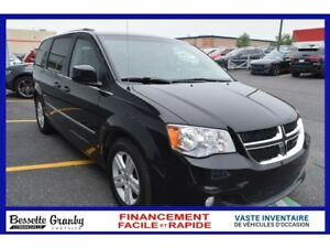 2014 Dodge Grand Caravan Crew==FINANCEMENT RAPIDE