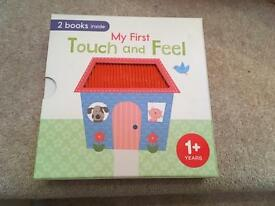 As new baby books