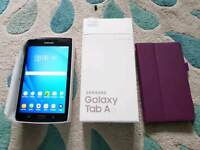 Samsung Galaxy tab A 7 inch screen