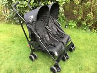 Twin / Double Pushchair/ Buggy