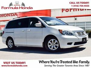 2010 Honda Odyssey SE | ACCIDENT FREE | SPOTLESS ALL AROUND | LO