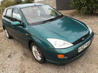 Ford Focus 1.6 automatic NEW MOT loads Service History great driver cheap auto