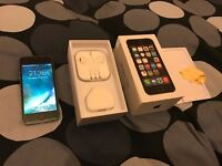 APPLE iPHONE 5S 16GB VODAPHONE BOXED WITH ACCS GOOD CONDITION