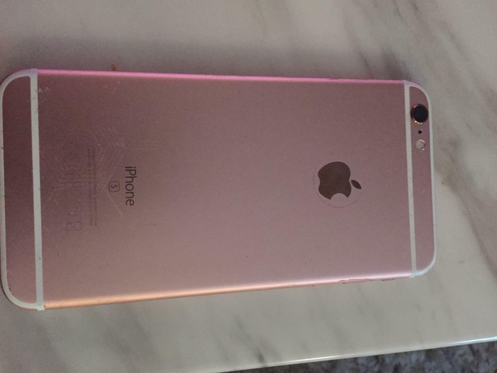 Iphone 6s Plus Rose Gold 64gb Unlocked In Luton Bedfordshire Gumtree
