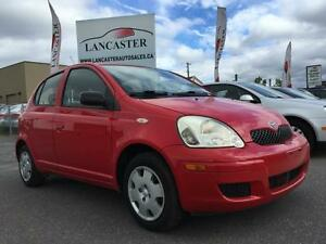 2005 Toyota Echo 4-Door Sedan **LOW MILEAGE**