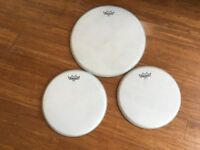 Drum Heads - Remo Emperor Coated 16/13/12 - Very Good