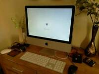 iMac (7.1) 2GB RAM, 2.4GHz Core 2 Duo, AMD Radeon