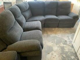 Lazy boy full recliner 3 seater and 5 seater