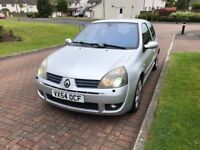 2004 54 RENAULT CLIO 182 SERVICE HISTORY STANDARD CAR MAY SWAP / PX £1300