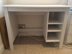 IKEA Brusali desk for sale along with chair