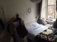 Double Room Leith - £397.50 a month, bright, friendly 2 bed flat Leith
