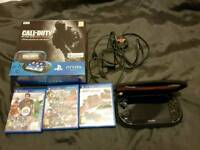 PS VITA CALL OF DUTY LIMITED EDITION