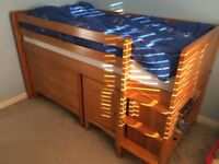 M&S Hastings cabin bed/sleep station