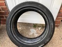 225/45/17. Michelin tyre