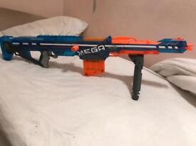 Nerf limited edition sonic ice mega centurion