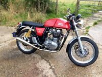 Royal Enfield Continental GT 2014. Low mileage. Spotless