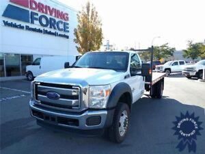 2016 Ford Super Duty F-550 DRW XLT 14 Ft, 3 Passenger Truck