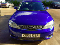 2005 Ford Mondeo ST220