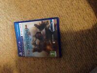 PS4 Golom
