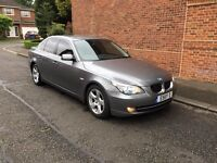 2007 BMW 520D SE A AUTOMATIC , SERVICE HISTORY , FULL LEATHER