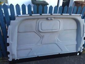 Bulkhead for Ford Transit Custom