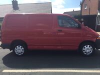 Toyota hiace 2005 IMACULATE throughout