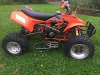 Fymxsport 125cc quad not ktm/yzf/kx/cr