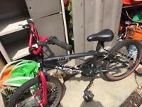 Boys 20 inch muddy fox bike