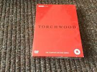 Torchwood DVD box set