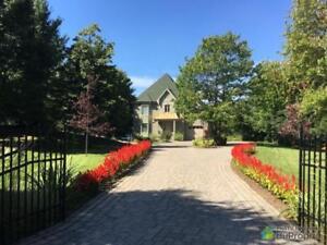 499 000$ - Maison 2 étages à vendre à Shawinigan (Grand-Mère