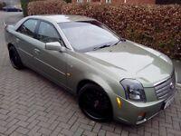 CADILLAC CTS 3.6 V6 Sport 55 plate 0-60mph 6.5 secs 53k FSH like 300c Bmw M5 M3 Audi S6 S4 CL500 etc
