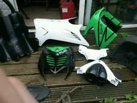 Yamaha aerox and speedfight parts