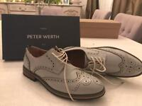Peter Werth Mes shoes size 9 new