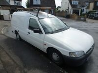 FORD ESCORT 55 DIESEL in GOOD CONDITION ( classic old van ) £1095