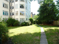Large 2 bed flat in Richmond, one of london's loveliest areas