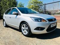 APRIL 2008 FORD FOCUS ZETEC 1.6 PETROL SERVICE HISTORY EXCELLENT CONDITION MOT TO APRIL 2019