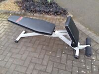 YORK 13 IN 1 UTILITY WEIGHTS BENCH