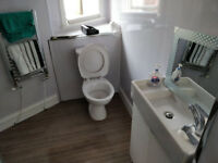 2 bed flat suitable for sharing next to UWS and transport links into Glasgow
