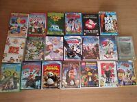 Children's DVDs - 20 titles