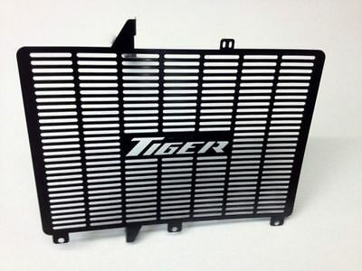 TRIUMPH TIGER 800 STAINLESS STEEL RADIATOR GUARD GRILL  PROTECTOR COVE