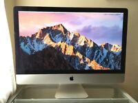 "Apple iMac 27"" Late 2013 3.5GHz i7, 32GB RAM, 3.12TB Fusion Drive, 4GB Graphics"