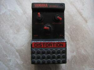 YAMAHA DI 10MII DISTORTION PEDAL