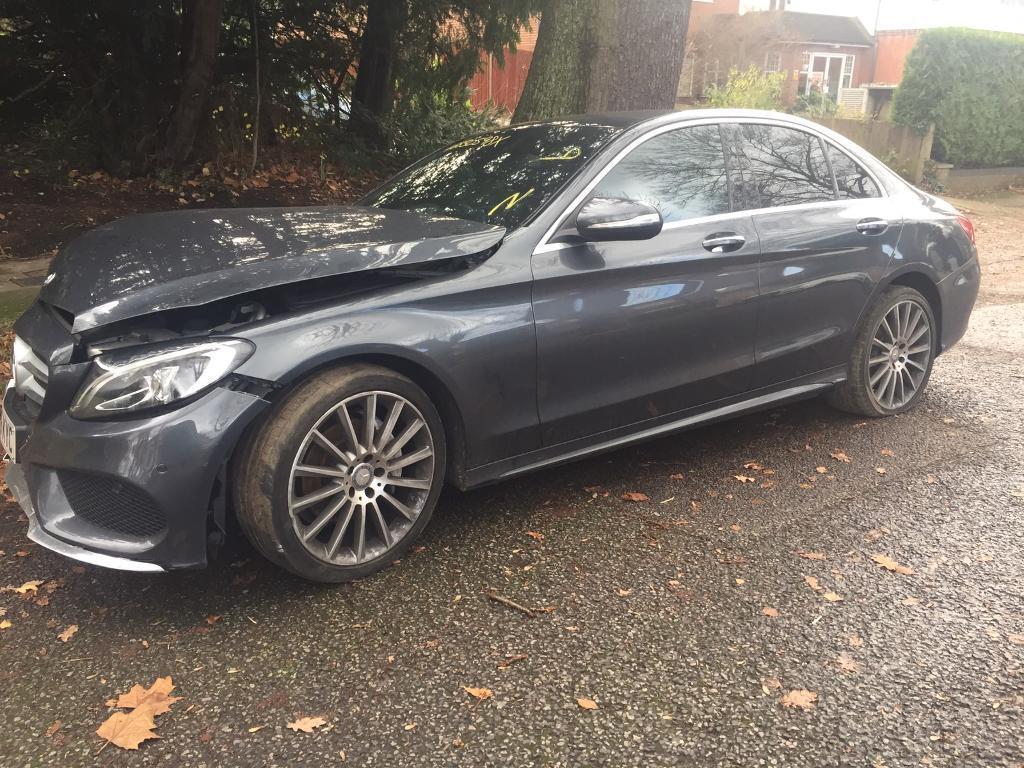 Mercedes Benz C220d Premium Plus For Parts Repair In Harrow