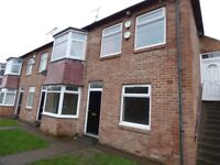 NO MOVE-IN COSTS!Felling. Gateshead. 2 Bed Immac Flat next 2 the Metro Station.No bond! Dss welcome!